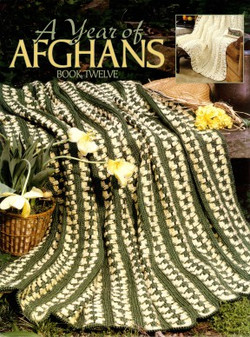 eBook A Year of Afghans Book 12