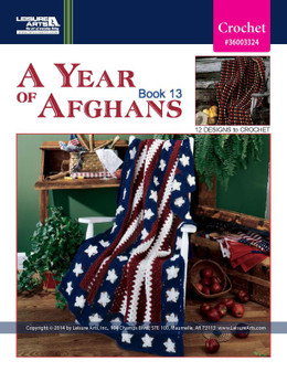 eBook A Year of Afghans Book 13