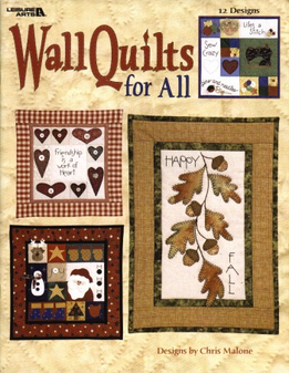 eBook Wall Quilts for All