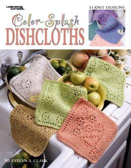 eBook Color-Splash Dishcloths