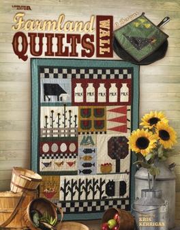 eBook Farmland Wall Quilts