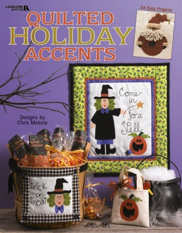 eBook Quilted Holiday Accents
