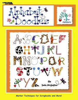 eBook Alphabet Doodles