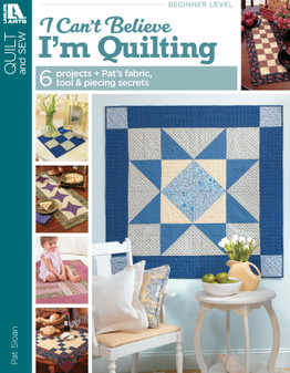 eBook Pat Sloan's I Can't Believe I'm Quilting
