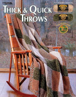 eBook Thick and Quick Throws
