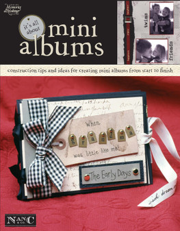 eBook It's All About Mini Albums