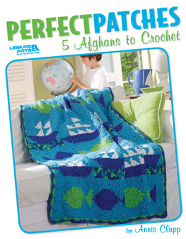 eBook Perfect Patches 5 Afghans to Crochet