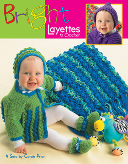 eBook Bright Layettes to Crochet