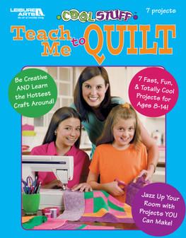 eBook Cool Stuff Teach Me to Quilt
