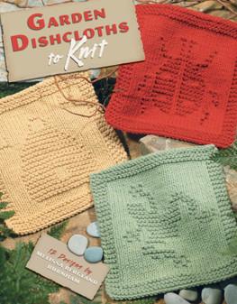 eBook Garden Dishcloths to Knit