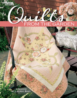 eBook Quilts from the Garden