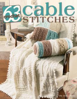 eBook 63 Crochet Cable Stitches