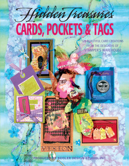 eBook Hidden Treasures Cards Pockets & Tags
