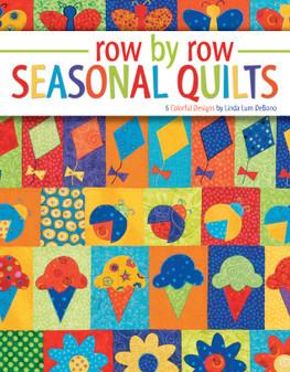 eBook Row by Row Seasonal Quilts