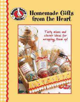 eBook Gooseberry Patch Homemade Gifts from the Heart