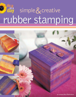 eBook Simple & Creative Rubber Stamping