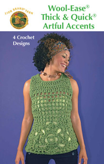 eBook Wool-Ease Thick & Quick Artful Accents