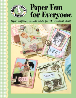 eBook Gooseberry Patch Paper Fun for Everyone