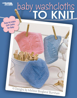 eBook Baby Washcloths to Knit