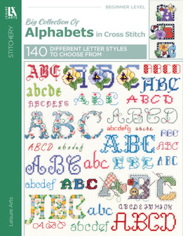 eBook A Big Collection of Alphabets