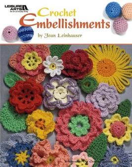 eBook Crochet Embellishments