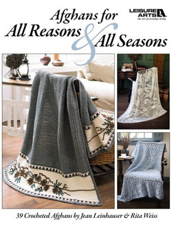 eBook Afghans for All Reasons and All Seasons
