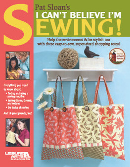 eBook Pat Sloan's I Can't Believe I'm Sewing