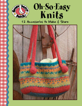 eBook Gooseberry Patch Oh-So-Easy Knits