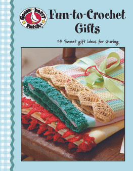 eBook Gooseberry Patch Fun to Crochet Gifts