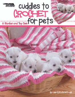 eBook Cuddles to Crochet for Pets