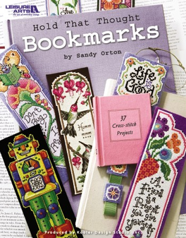 eBook Hold That Thought Bookmarks