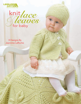 eBook Knit Lace and Leaves for Baby