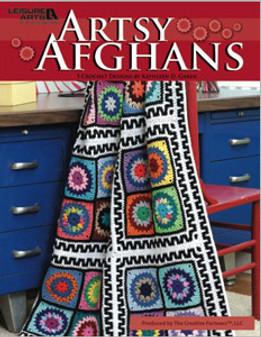 eBook Artsy Afghans