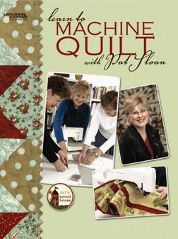 eBook Learn to Machine Quilt with Pat Sloan