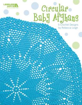 eBook Circular Baby Afghans