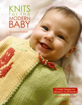 eBook Knits for the Modern Baby