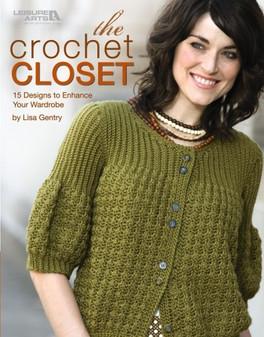 eBook The Crochet Closet
