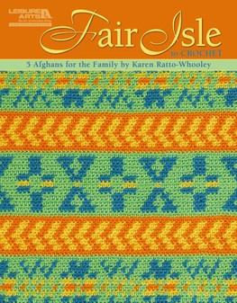 eBook Fair Isle to Crochet