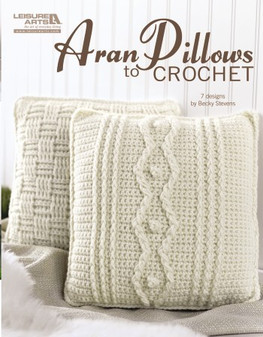 eBook Aran Pillows to Crochet