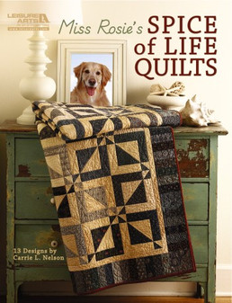 eBook Miss Rosie's Spice of Life Quilts