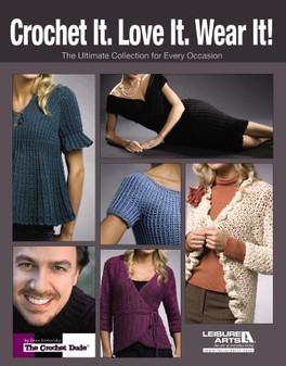 eBook Crochet It Love It Wear It