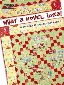 eBook Pat Sloan's What a Novel Idea
