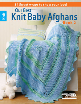 eBook Our Best Knit Baby Afghans Book 2