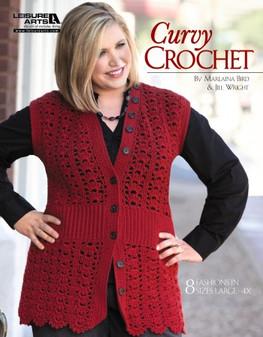 eBook Curvy Crochet