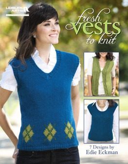eBook Fresh Vests to Knit