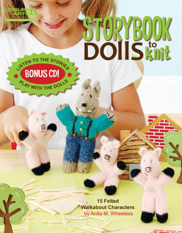 eBook Storybook Dolls to Knit