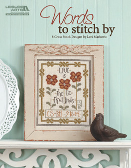 eBook Words to Stitch By