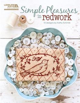 eBook Simple Pleasures in Redwork