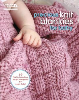 eBook Precious Knit Blankies for Baby
