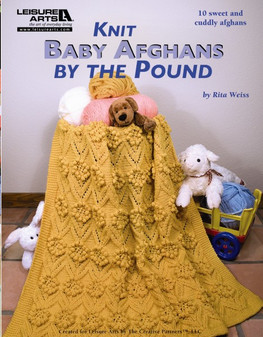eBook Knit Baby Afghans by the Pound